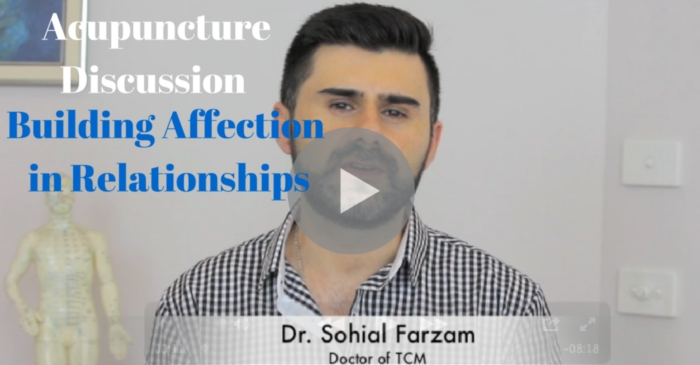 [Video] – How you can build more affection in your Relationships?